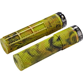 DMR Brendog FL DeathGrip Lock-On Grips Ø31,3mm, camo